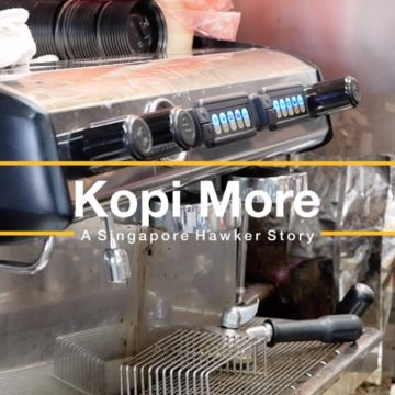 Kopi More – Local Kopi with a Modern Brew