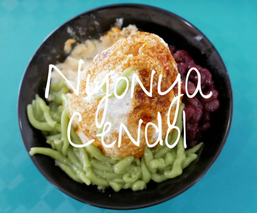 Deliciously Crafted Nyonya Chendol
